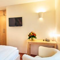 Town Hotel Zimmer