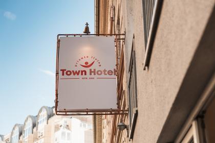 Town Hotel Wiesbaden Parken