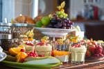 Town Hotel buffet